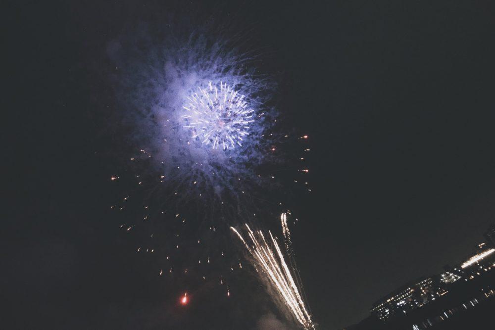 狛江の花火